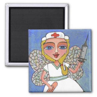Nurse Fairy - magnet