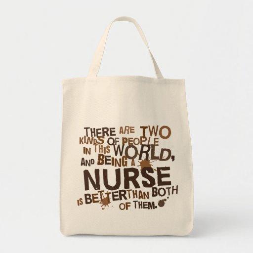 Nurse Gift Canvas Bags