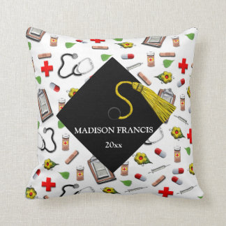 Nurse Grad Cushion