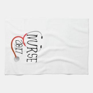 Nurse Graduate 2017 Tea Towel