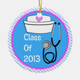 Nurse Graduation Ornament Class of 2013