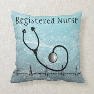 "Nurse Graduation Pillow ""Registered Nurse"""