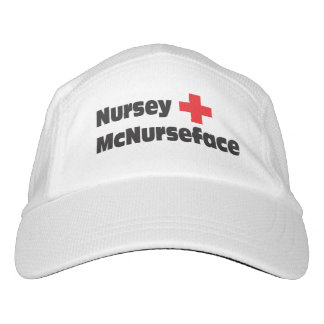 Nurse hat  Nursey McNurseface