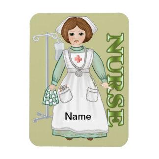 Nurse Healer Magnet