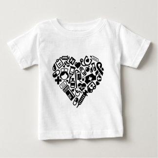 Nurse HEART Baby T-Shirt