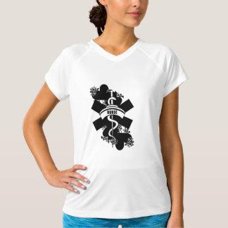 Nurse Heart Tattoo T-Shirt