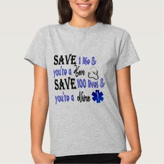 Nurse Hero Shirts