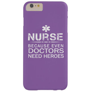 NURSE HEROES BARELY THERE iPhone 6 PLUS CASE