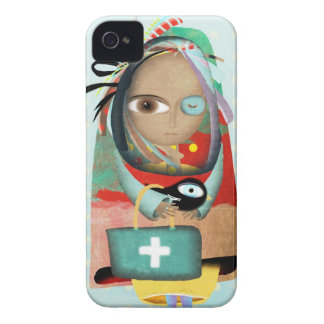 Nurse Hospital Dr Iphone Case
