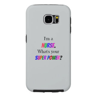 Nurse Humor Samsung Galaxy S6 Cases