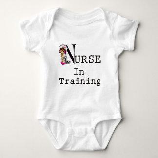 Nurse In Training Baby Bodysuit