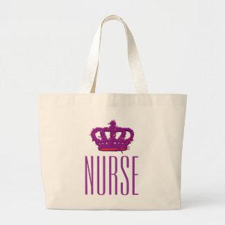 Nurse Jumbo Tote Bag