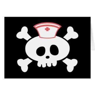 Nurse Lolly Card