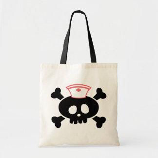 Nurse Lolly Tote Bags
