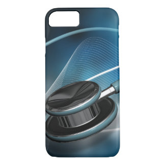 Nurse Medical Stethoscopes iPhone 8/7 Case