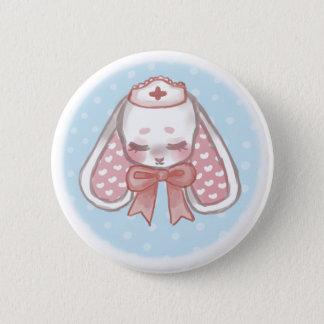 Nurse Mimi (without eyepatch) 6 Cm Round Badge