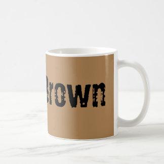 Nurse Mug Code Brown