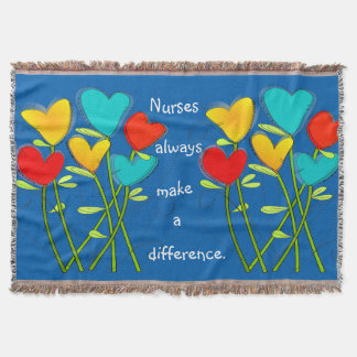 Nurse Nap Blanket Make a Difference