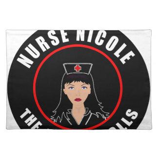 Nurse Nicole Placemat