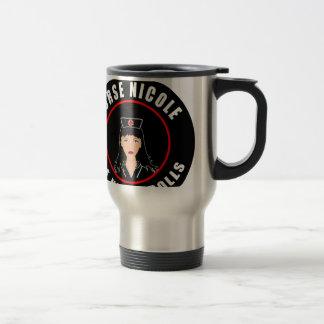 Nurse Nicole Travel Mug
