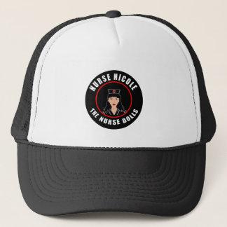 Nurse Nicole Trucker Hat