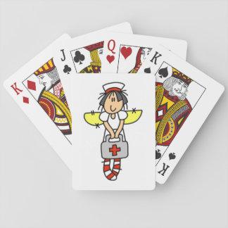 Nurse Playing Cards
