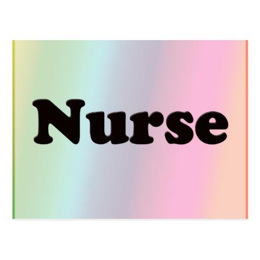 Nurse Postcards