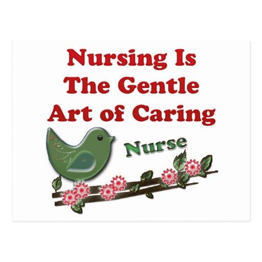 Nurse Post Card