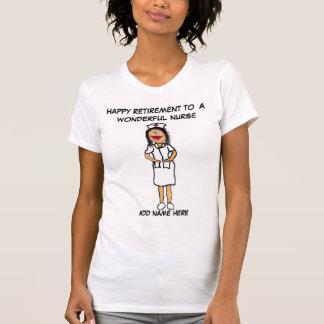 Nurse Retirement Shirt