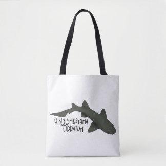 Nurse Shark tote bag