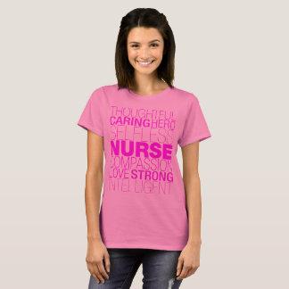 Nurse Text T-Shirt