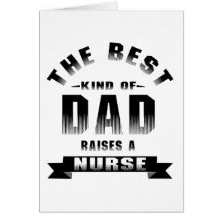 Nurse, the best kind of dad card