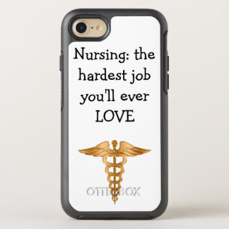 Nurse Theme OtterBox Symmetry iPhone 7 Case
