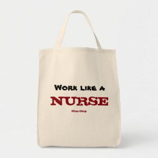 Nurse tote