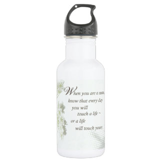 Nurse Touch a Life With Wild Flowers 532 Ml Water Bottle
