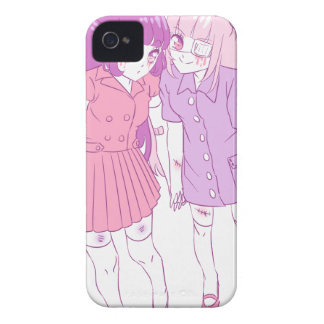 Nurse Twins iPhone 4 Cases