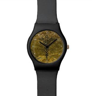 Nurse Watch | Medical Caduceus Symbol
