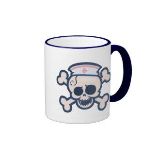 Nurse Wenchet Coffee Mugs