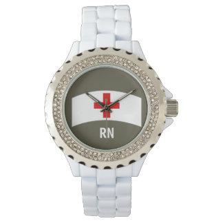 Nurse wrist watch