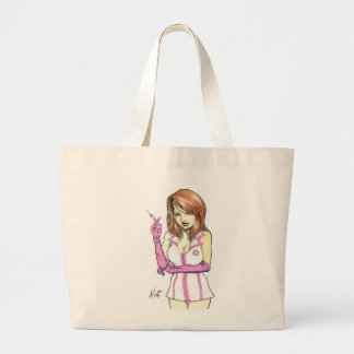 NurseLisa Jumbo Tote Bag