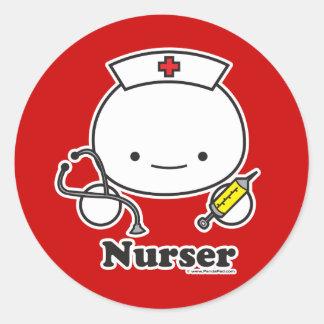 Nurser Sticker Sheet (more sizes)