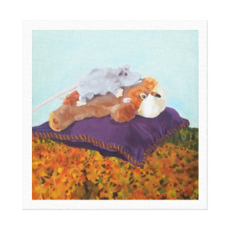 "Nursery/Kids 12"" x 12"", 1.5"", Single Canvas Print"