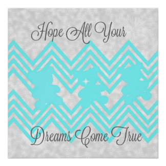 Nursery Quote Poster- Boy Or Girl Poster
