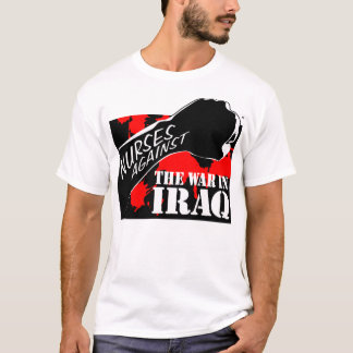 Nurses Against the War in Iraq T-Shirt