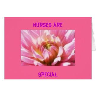 Nurses are Special Card