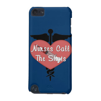 Nurses Call The Shots iPod Touch (5th Generation) Cases