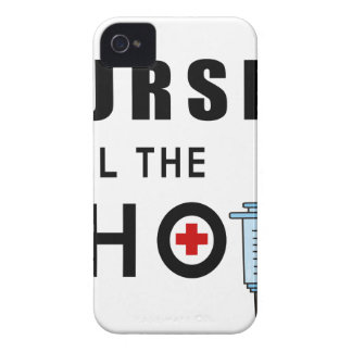 Nurses call the shots iPhone 4 cases