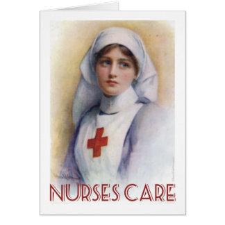 Nurses Care Card