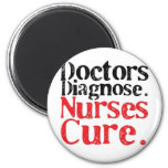 Nurses Cure Magnets