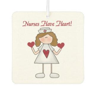Nurses Have Heart Air Freshner